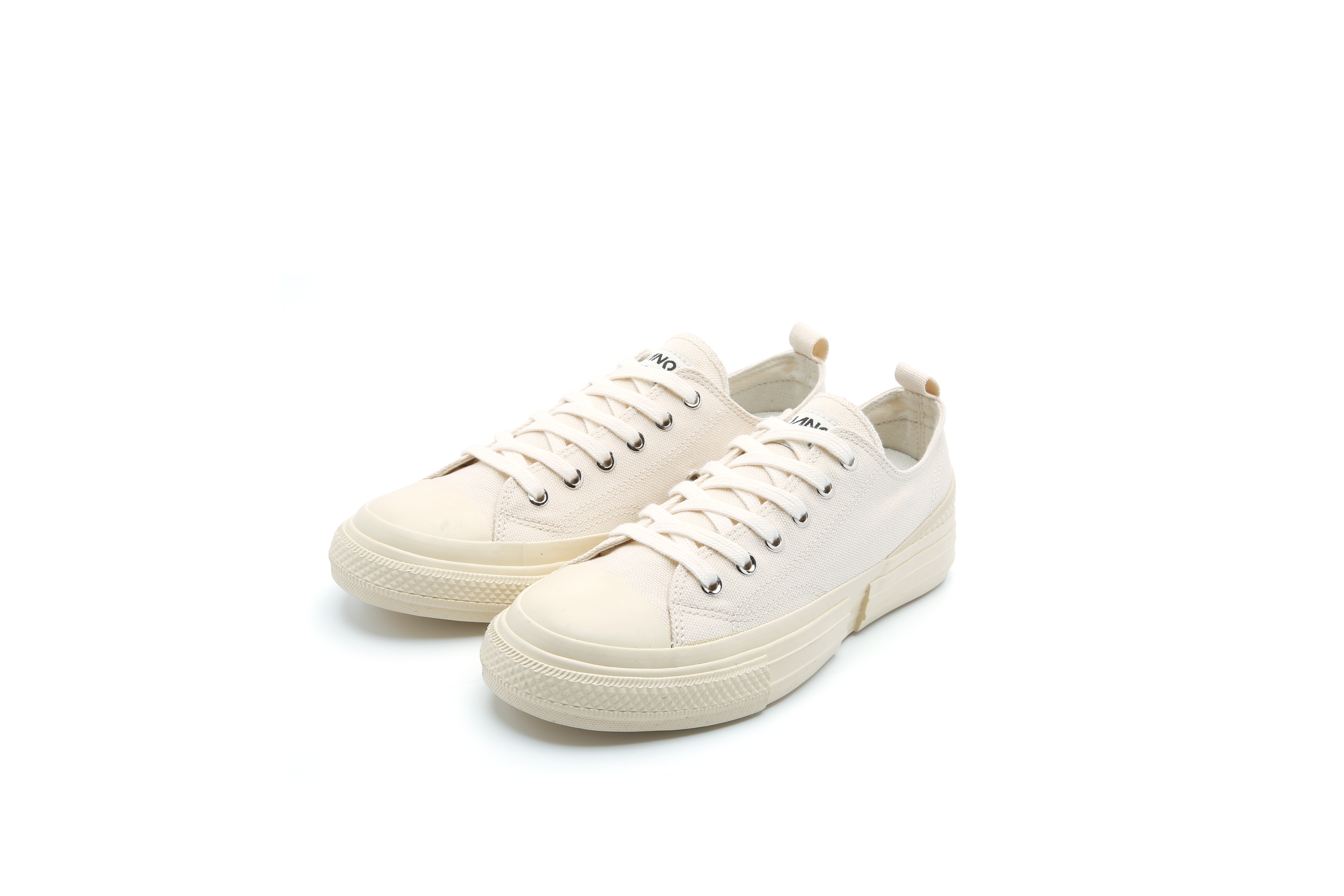 2020 Good Sales Popular High Quality White Ladies Canvas Shoes
