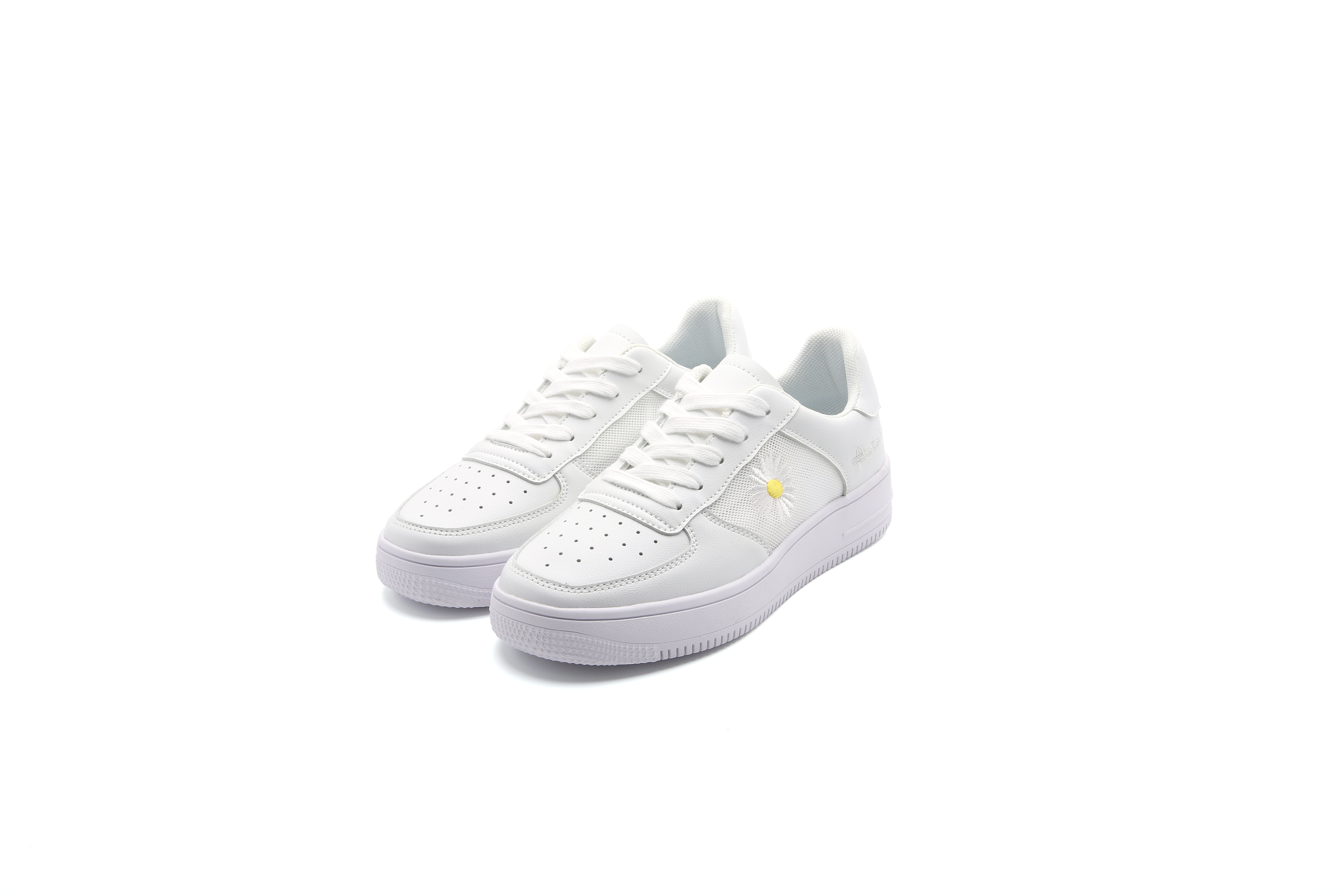 High Quality Mesh Cheap Custom Canve Shoes White Canvas Shoes